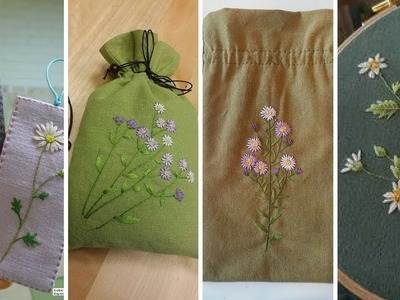 Hand embroidery designs for hand bag.purse.clutch (part-2)