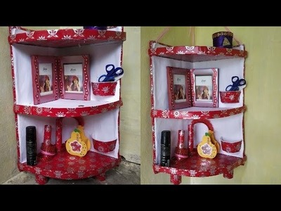 How to beauty item holder in Hindi