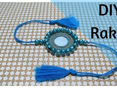 How to Make Rakhi at Home - DIY Rakhi