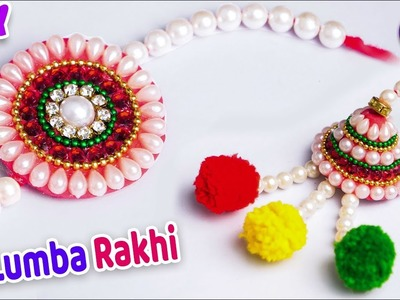 How to make rakhi at home | raksha bandhan rakhi # Raksha bandhan 2018 | Tutorial | Artkala