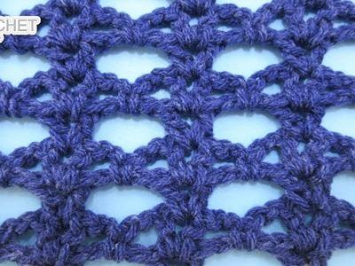 Old Country Bridges Stitch - Calendar Blanket - July