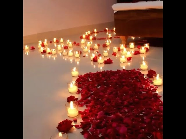 Room Decorate For Suprise Birthday Party | For Valentine's Day | For Your girlfriend |