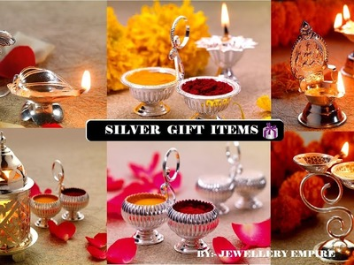 Silver Gift Items