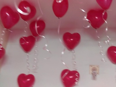 Surprise Anniversary  decoration @ Mehul's Dream Party Events @9825523716
