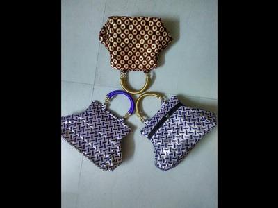 Trendy party bag. fancy bag. jari bag. star bag