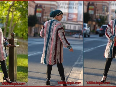 Video Tutorial: Autumn Nights Cardigan