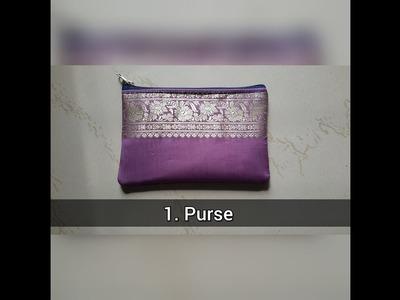 1.  purse