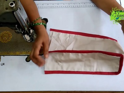How To make Bottle Pouch With Waste Cloth