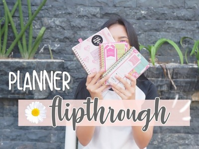 Koleksi Planner Anggie   Planner Flipthrough (Indonesia) ♡