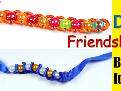 2 Super Easy DIY Friendship Band I Friendship Band Tutorial I Creative Diaries