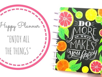 Happy Planner | Enjoy All The Things