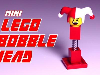 How to make a mini LEGO Bobble Head