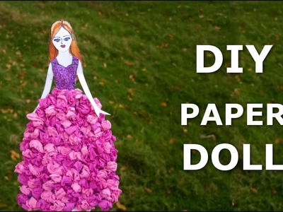 How to make paper doll