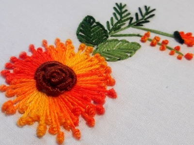 Hand embroidery designs  Embroidery design for dresses.