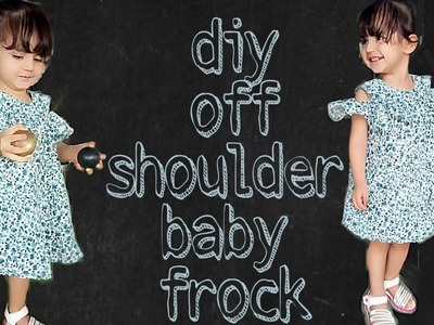 How To Make Off Shoulder Frock And Top Easy Diy