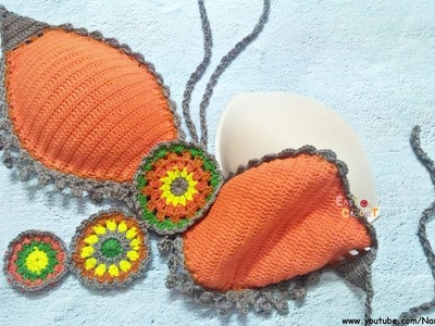 Easy Crochet for Summer: How to add bra cups into your bikini top