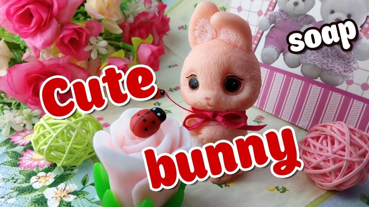 how to make craft how to make bunny soap diy amp handicraft 4721