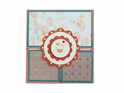 Dutch Fold Card Tutorial