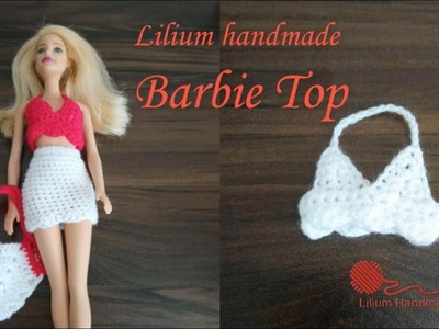 How to crochet barbie top