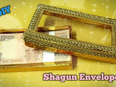 How to make Shagun Envelope || Transparent Envelope || Wedding Gift