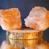 Himalayan Salt Rock Stone Health Rock Piece Decorative Stones (Medium Item)