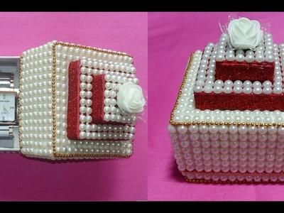 88. DIY Gift Designer Box | Best Out Of Waste