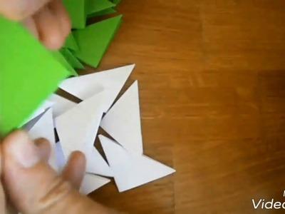 A beautiful Paper Art