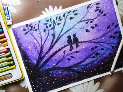 Draw Diy Gift With Salt Painting 塩で簡単アート