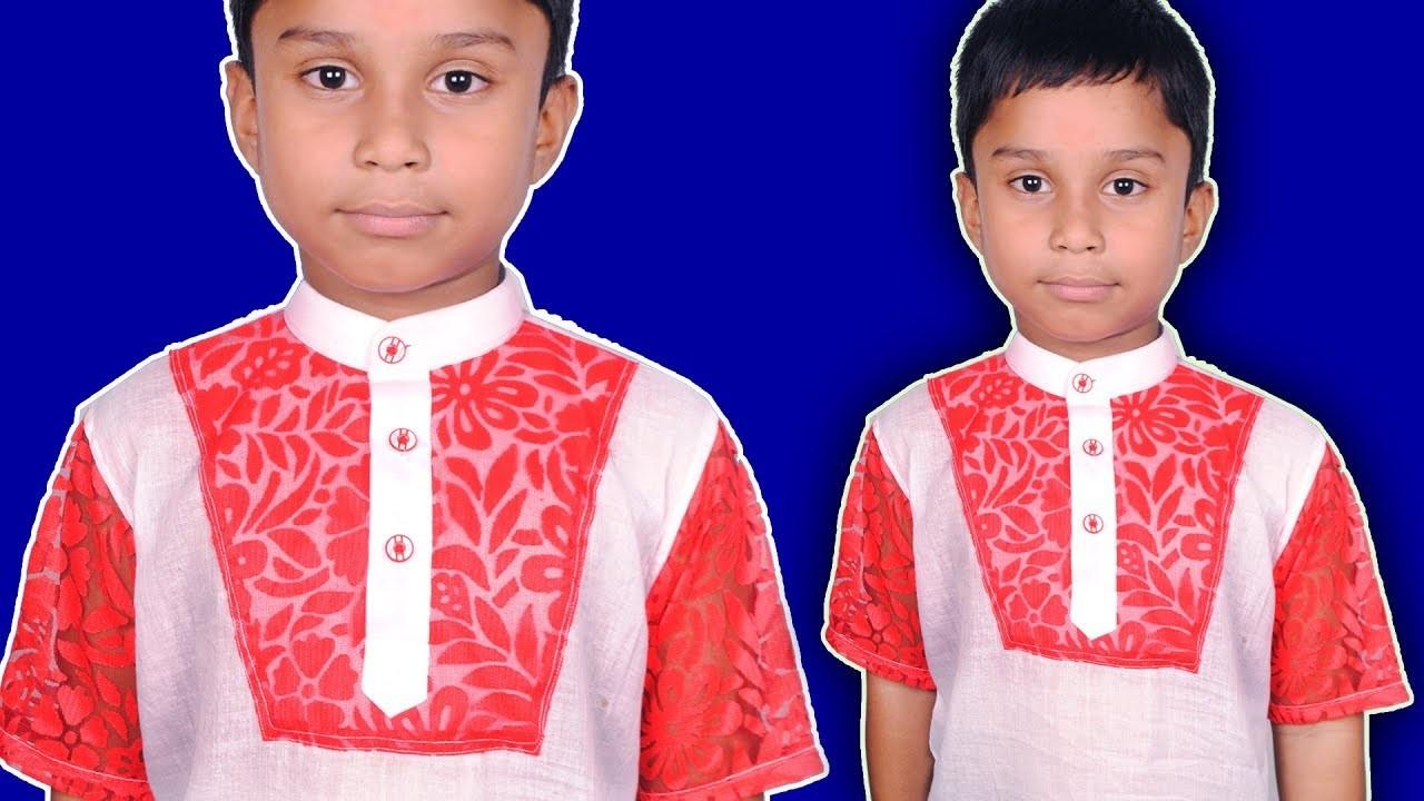 How to make  Fotua Cutting and Sewing bangla Tutorial Rm tailors. Fotua Cutting and Sewing