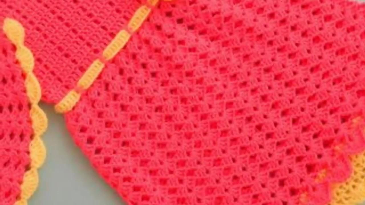 a7265f9ab63f Crochet baby dress