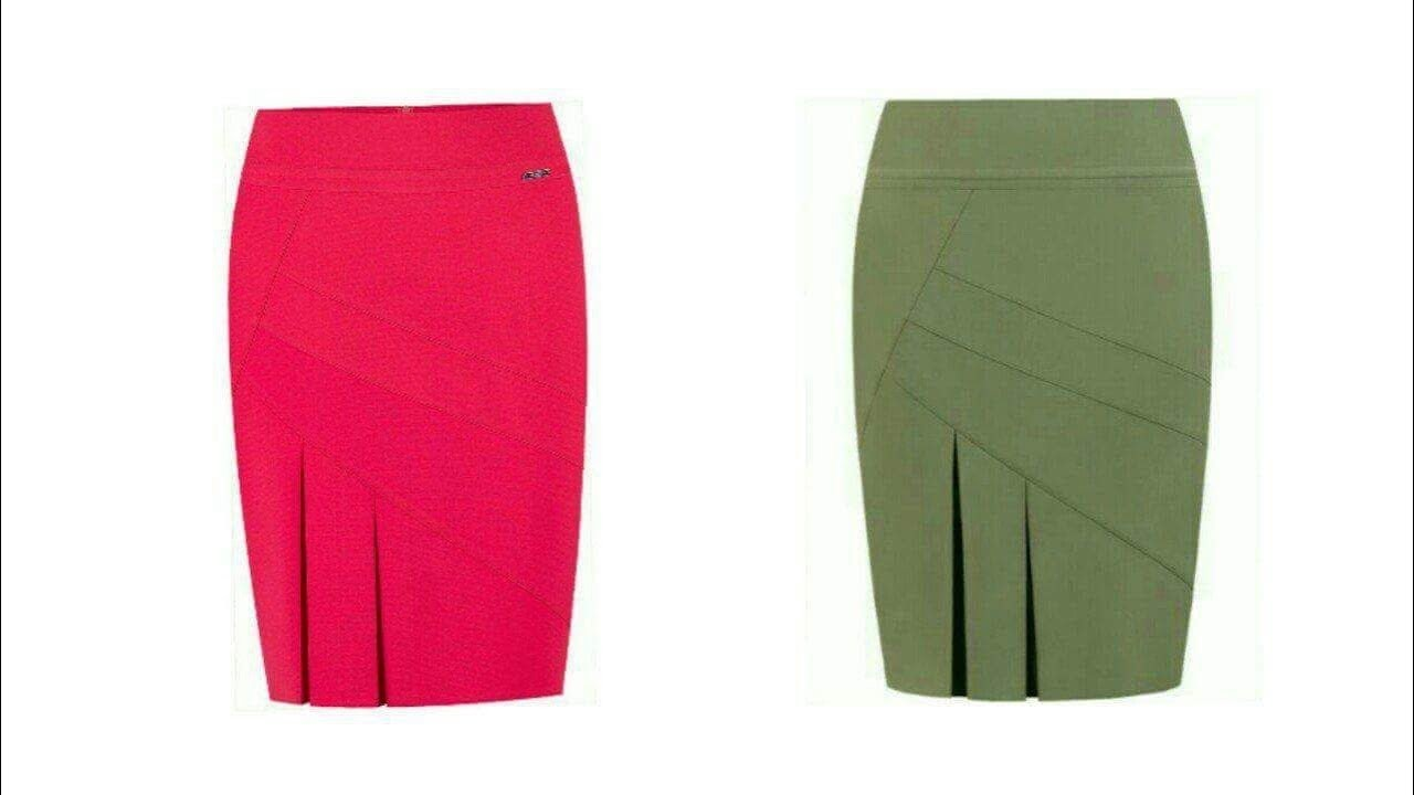 Making a pencil skirt part  3: pattern stitching part 1