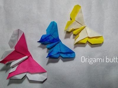 Ring Origami Butterflymichaela Fosse Origami Butterflymichaela