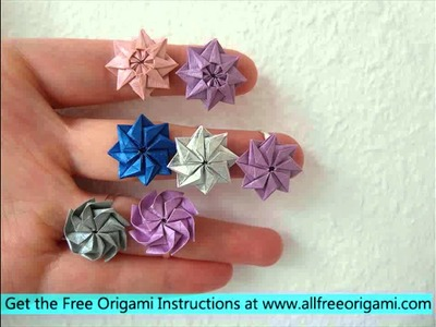 Fold Origami Ring Box Origami Ring Box Fold Origami Alphabet