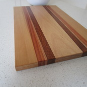 Tapas board, cutting board, cheese board, serving platter large solid Tasmanian timber handmade