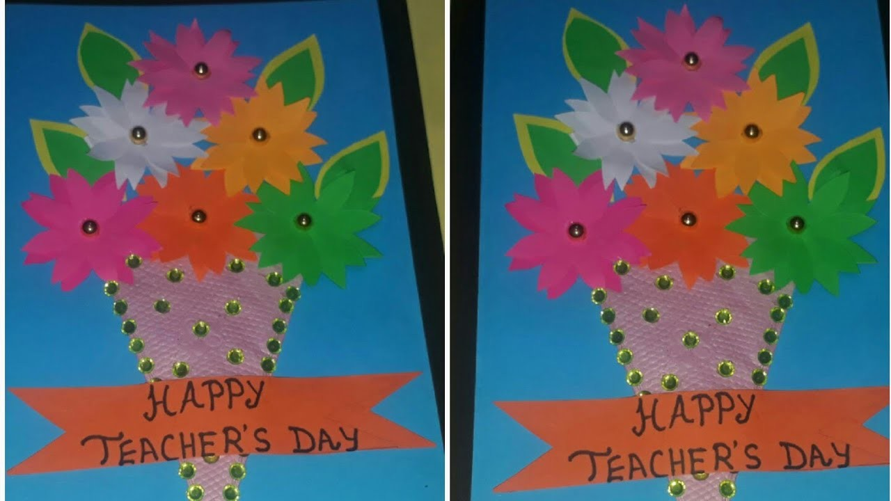 Craft Ideas For Teachers Day Gift Gift Ideas