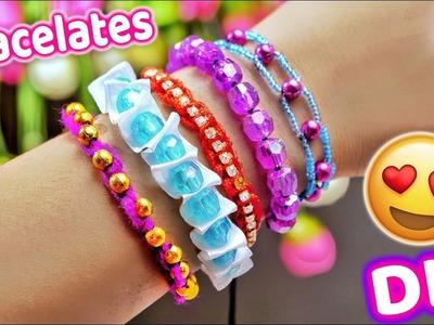 DIY Friendship Bracelets.Best friend bracelet | 5 easy bracelets. bead bracelet| Artkala