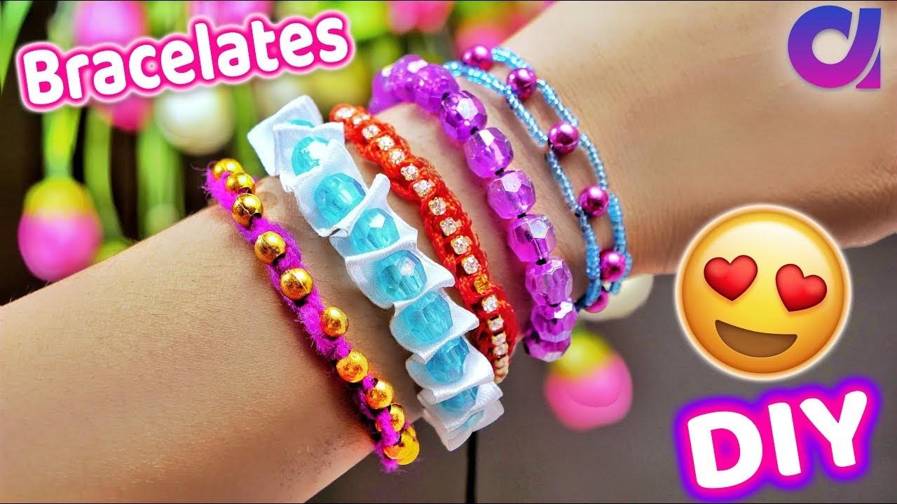 Diy Friendship Bracelets Best Friend Bracelet 5 Easy