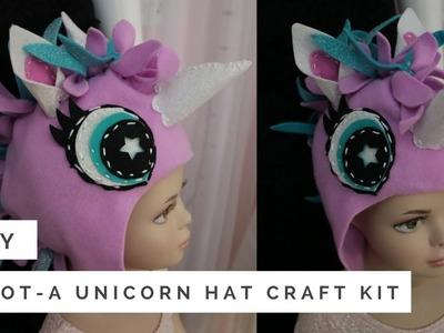 DIY: Knot-A Unicorn Hat Craft Kit | Yesenia