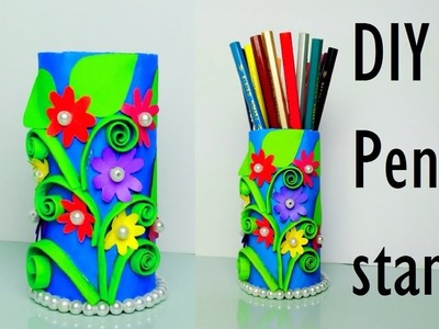 DIY Pen stand | How to make a Pen Stand |