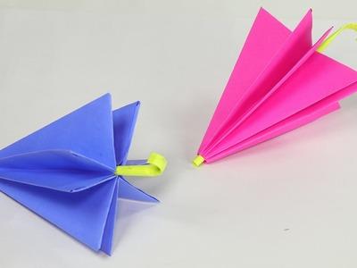 Origami for Kids - Paper Umbrella DIY Tutorial