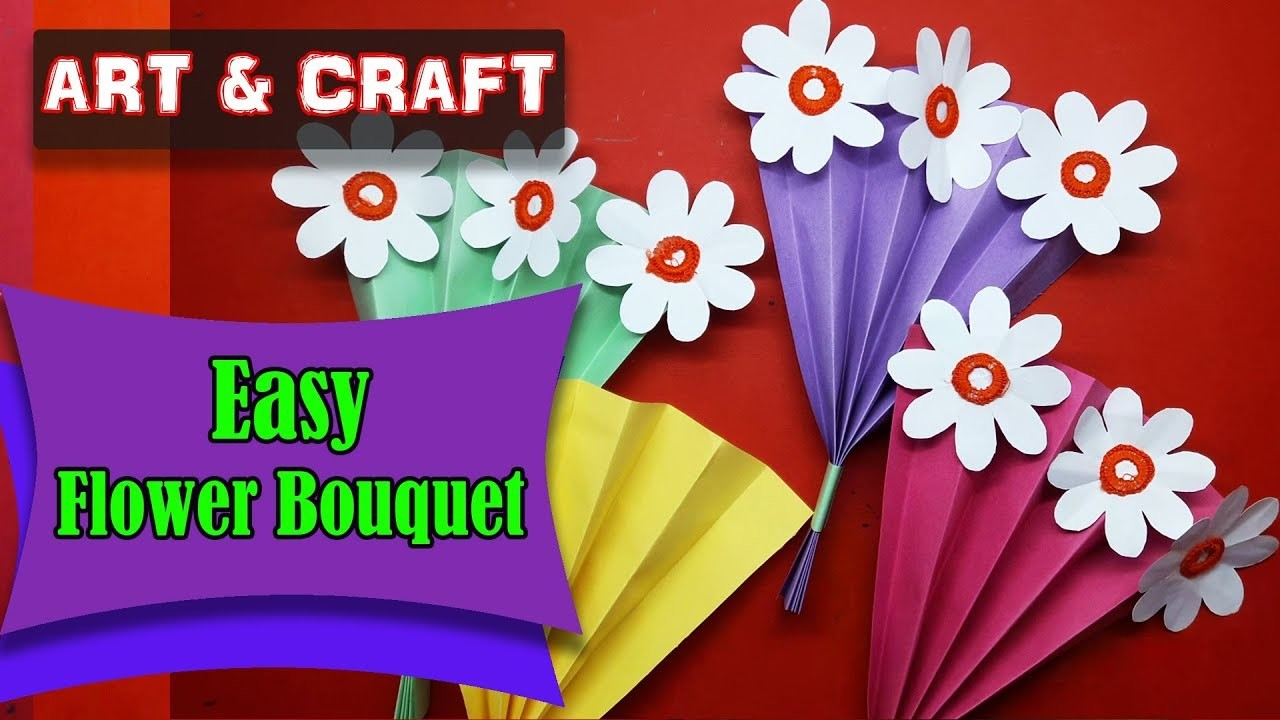 diy paper flower bouquet how to diy paper flower bouquet how to make origami bouquet art craft izmirmasajfo