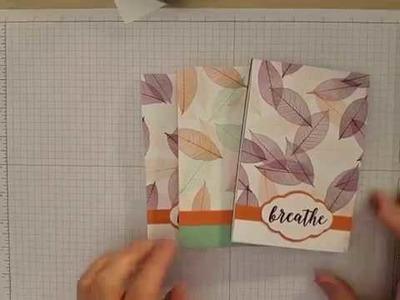 Craft Fair Series 2018 #1 Notepads