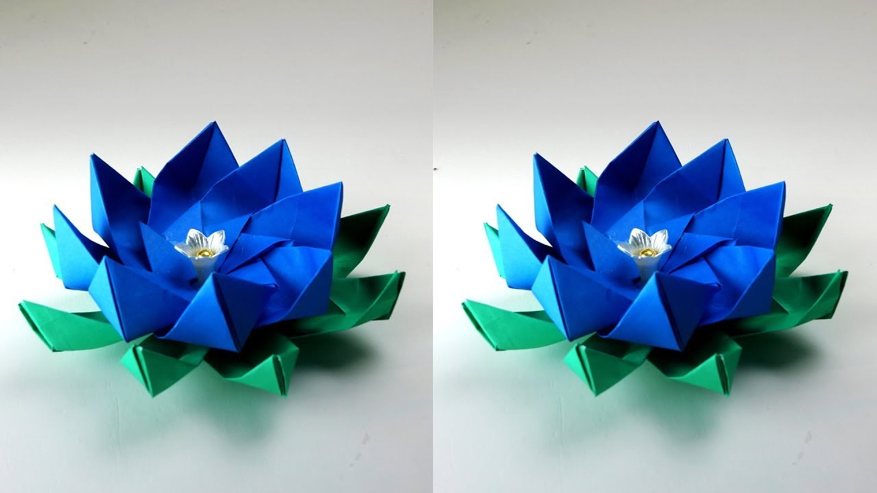 Paper How To Make Easy Paper Flower At Home Popular Craft Diy