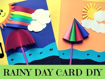 Rentoys DIY:: Rainbow Card for Rainy Season