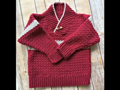 How to Add Crochet Ribbing