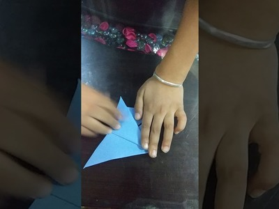 How to make a paper submarine