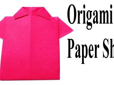 Simple Easy Origami Shirt | Money origami, Origami shirt, Crafts | 300x400