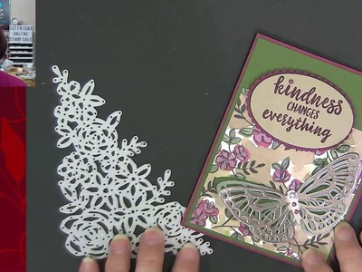 How to Make a Handmade Card with Ann and Stamper Dog