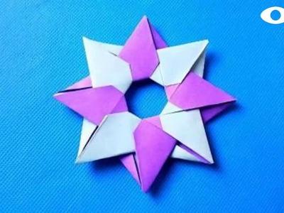 Origami Robin Star, East Origami Tutorial Seri