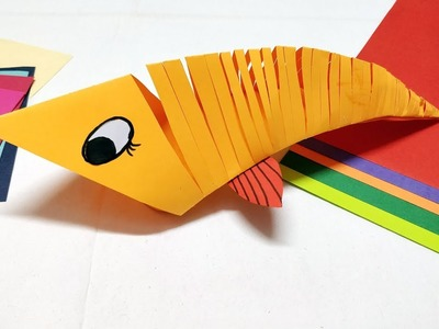 Easy Origami Whale How To Make Origami Fish Easy Step By Step
